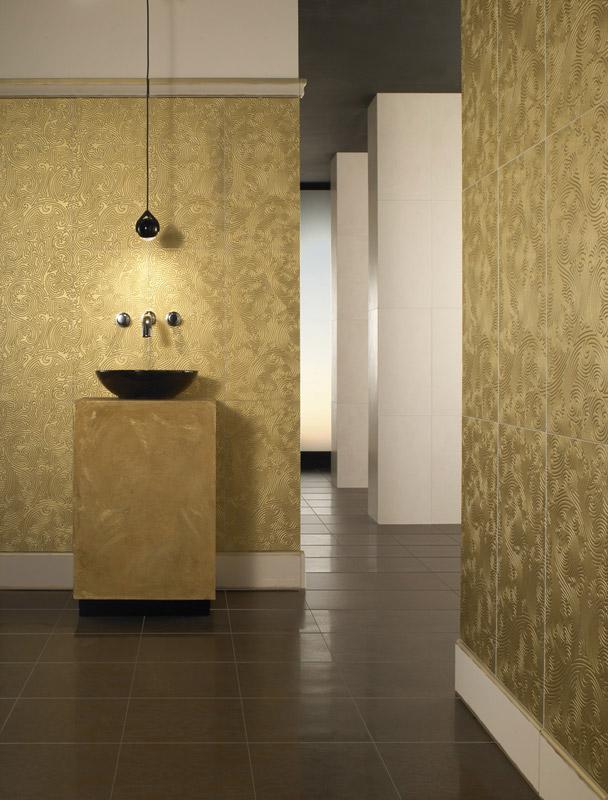 Fliesen Mit Gold Und Glitzereffekten - Bodenfliesen mit glitzereffekt