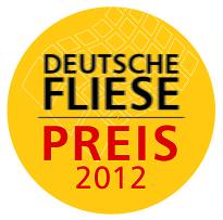 Deutsche Fliese Preis 2012