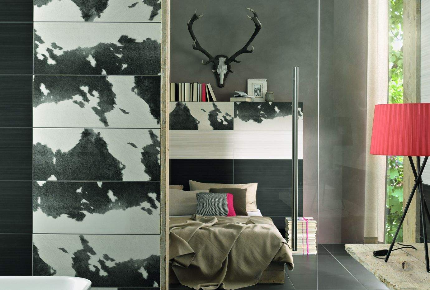 lieblingsfliesen f r das schlafzimmer. Black Bedroom Furniture Sets. Home Design Ideas