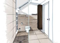 Teaser: Gelungene Badsanierung im kleinen Bad