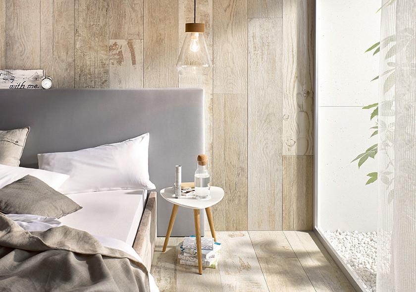 holzfliesen im schlafzimmer sorgen fr natrliche wohnambiente und gesundes raumklima