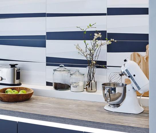 Wohnideen Für Die Küche: Es Lebe Der Fliesenspiegel