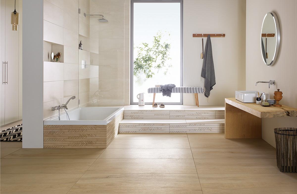 Fliesendesign 2020 Neue Looks fürs Bad