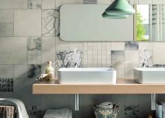 Wandfliesen für das Bad bieten deutsche Fliesenhersteller in verschiedensten, zeitlosen Dekoren und passend für jeden Wohnstil