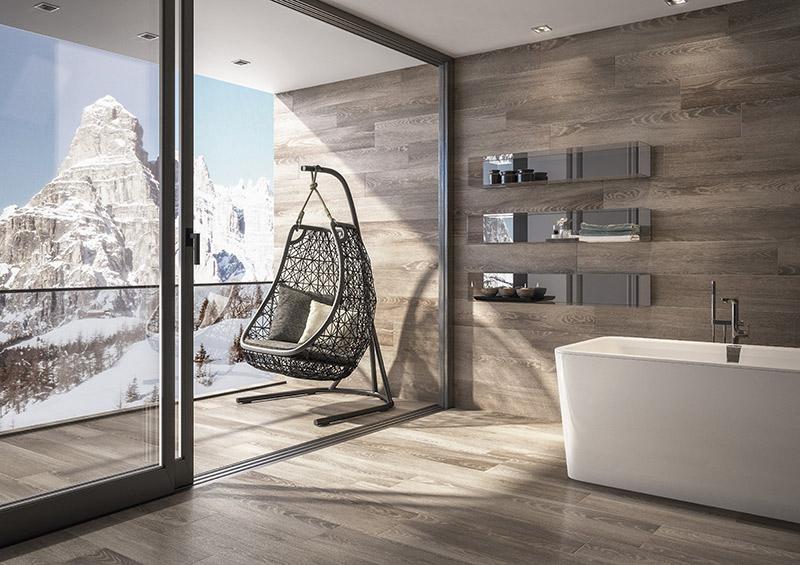 7 tipps zur auswahl von holzfliesen frs bad - Badezimmer Holzfliesen