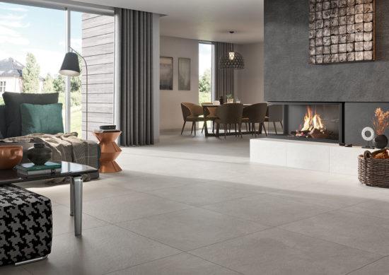 Ideal: Eine Fußbodenheizung mit Fliesen kombinieren